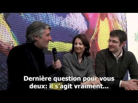 Interview Alberto Dilillo & Rossella Guasco
