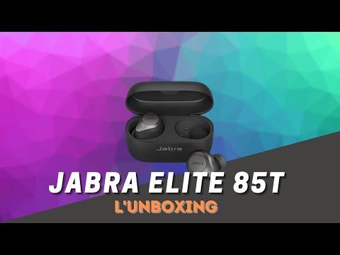 JABRA ELITE 85T: Unboxing e configurazione