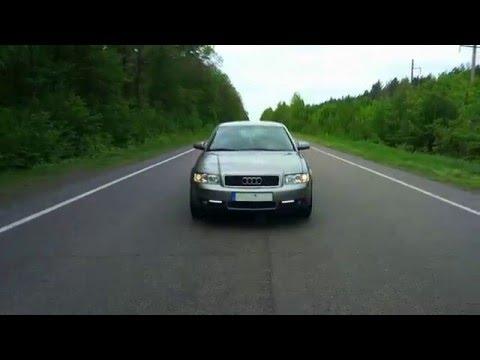 Авто на литовских номерах. AUDI А4 (В6) едет в Украину / EvroAvtoMarket