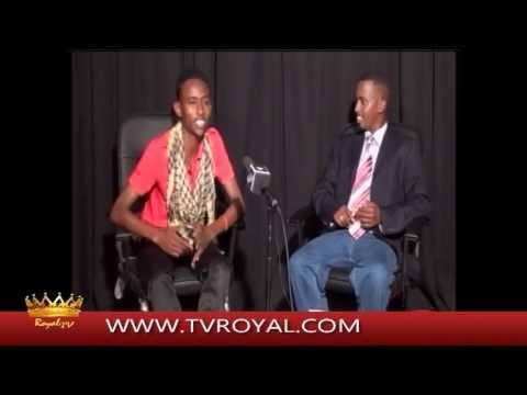 Royal 24 tv barnamijka fanka iyo suganta w/ cawil abukar maxamed
