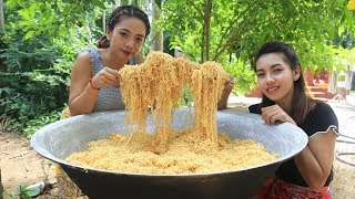 Yummy cooking noodle fried recipe - Cooking skill