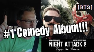 We have the #1 comedy album on iTunes!?  WHAAA???
