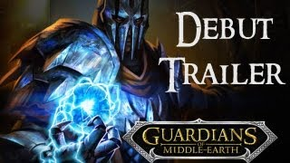 Guardians of Middle-earth - E3 Debut Trailer [HD] (XBLA/PSN)