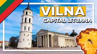 QUÉ VER Y HACER EN VILNA, LA CAPITAL LITUANA 🏛️ | Lituania #4