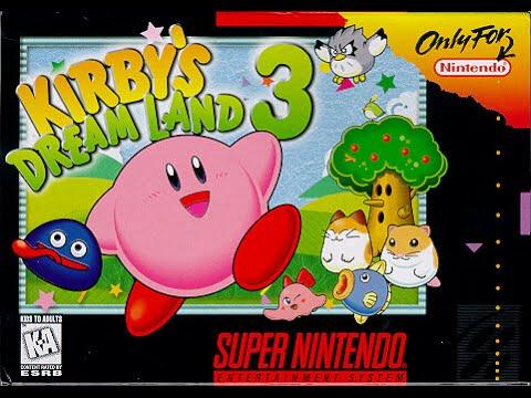 Kirby's Dream Land 3 (SNES) Longplay [97]
