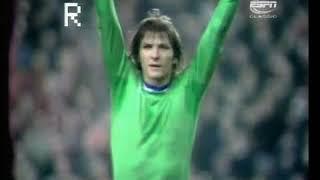 ECCC 1976-77. Quarter-finals. Liverpool FC - AS Saint-Étienne - 3:1. Highlights.