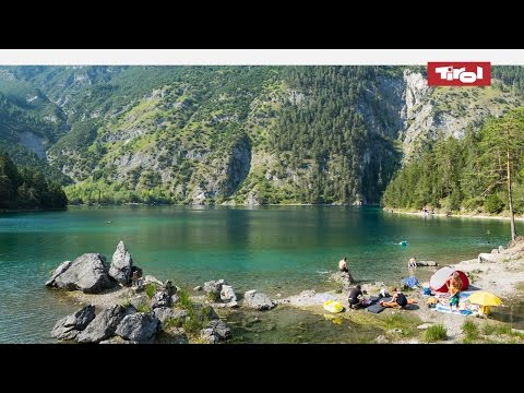 Austrian Lakes - The most beautiful Swimming Lakes in Tirol