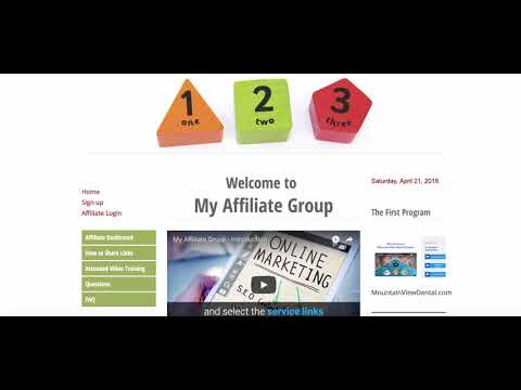 My Affiliate Group Mountain View Dental Review