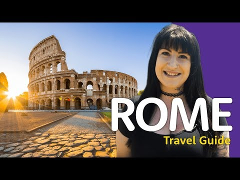 🇮🇹 ROME Travel Guide 🇮🇹  | Travel better in ... ITALY! 🌎