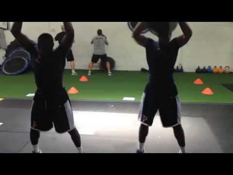 Non-Contact Boxing Workout (6/17/14)