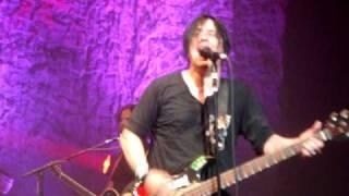 Goo Goo Dolls - Now I Hear, live at Wilkes-Barre (new song - Robby!)