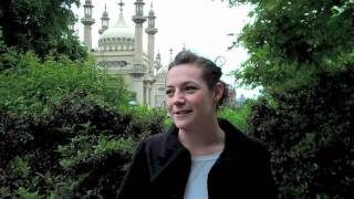 Jessica Fostekew - Luxury Tramp - Brighton Festival Fringe 2011