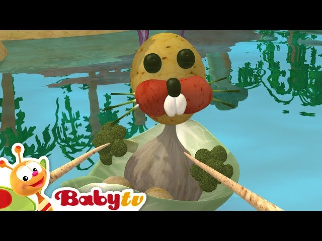 Row, Row, Row Your Boat - Nursery Rhymes by BabyTV