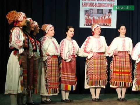Ženska vokalna skupina KUD-a Kamen Sirač