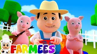 Old MacDonald had a Farm  Nursery Rhyme For Kids by Farmees