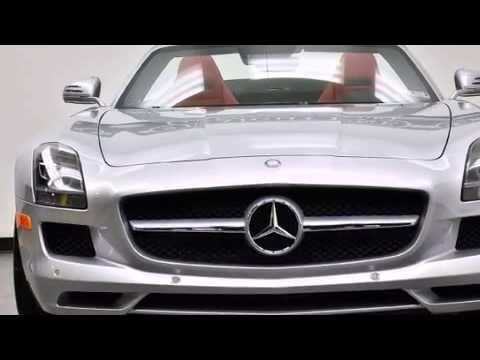 Used 2012 Mercedes Benz SLS AMG Dallas TX