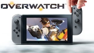 Nintendo...Please Make Overwatch On The Nintendo Switch A Reality!