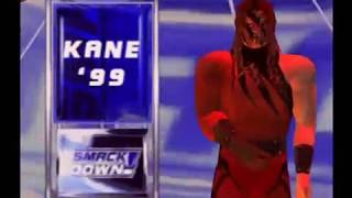 WWE Smackdown Shut Your Mouth Kane Undertaker History CAW Roster With Download Link