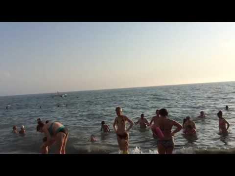 гостевой дом Александрит Адлер - пляж