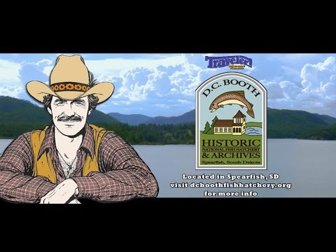 DC Booth Fish Hatchery | Spearfish South Dakota | Black Hills