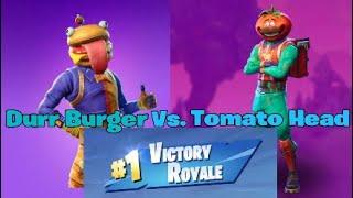 This Gamemode is insane!!!- Fortnite battle royal Food Fight Battle Gamemode