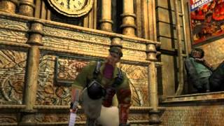 Resident Evil 3: Nemesis cutscenes - Don