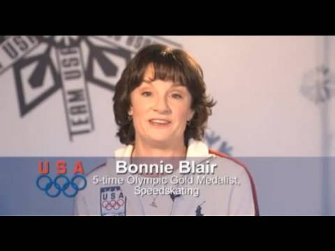 Bonnie Blair: Let