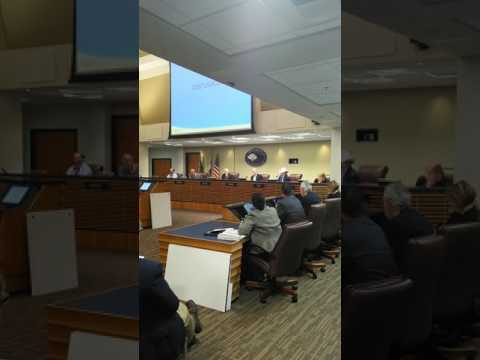 Public Hearing: A Proposal To Remodel Huntington Manor