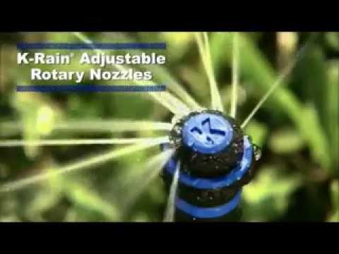 Bocal Rotativo K-Rain (Planeta Garden)