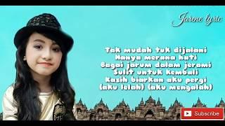 Gambar cover [ LIRIK ] Alyssa Dezek - Lelah Mengalah by Nayunda I Muzik Jam Musim Ke-2