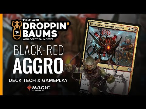 [MTG] Droppin' Baums | DOM Black-Red Aggro