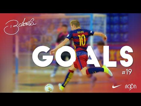 Bateria marca 20 gols na 1ª fase da Liga Espanhola