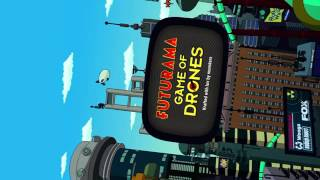 Futurama game of drones gameplay part 1