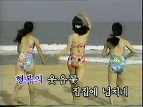 Korean Folk Song 우리의 동해는 좋기도 하자 North Korean Version 北朝鮮民謡