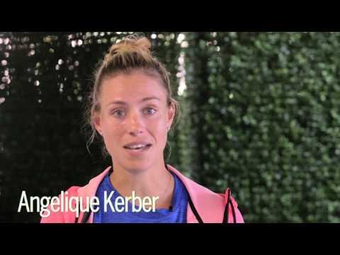 SAP Welcomes Angelique Kerber as Brand Ambassador
