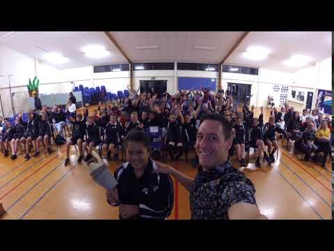 William At Karaka School