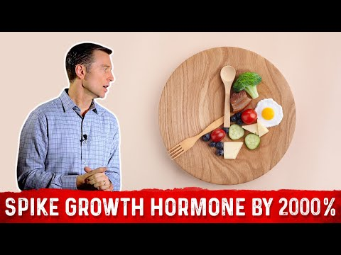 Use Intermittent Fasting To Spike Your Growth Hormone By 2000