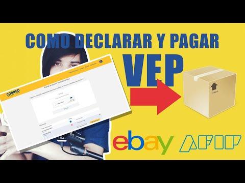 ⚡ Como declarar y pagar en Correo Argentino - Generar VEP: Qué es, como pagar y más