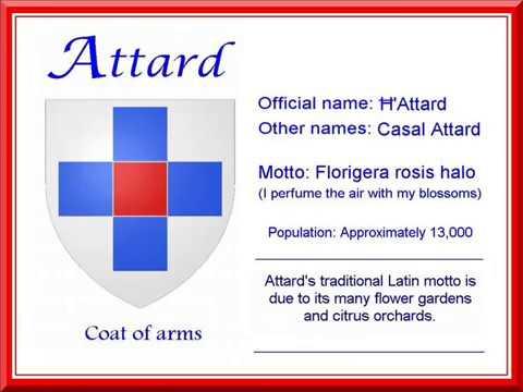 "MALTA:  ""The Three Villages"" (2) - ATTARD"