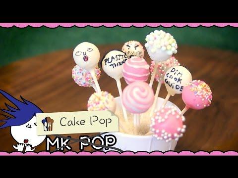 點Cook Guide-Cake POP(免焗) 蛋糕捧