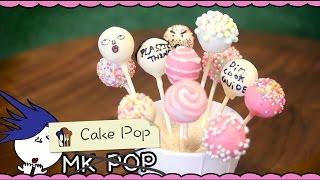 Cake POP(免焗) 蛋糕捧 [by 點Cook Guide]