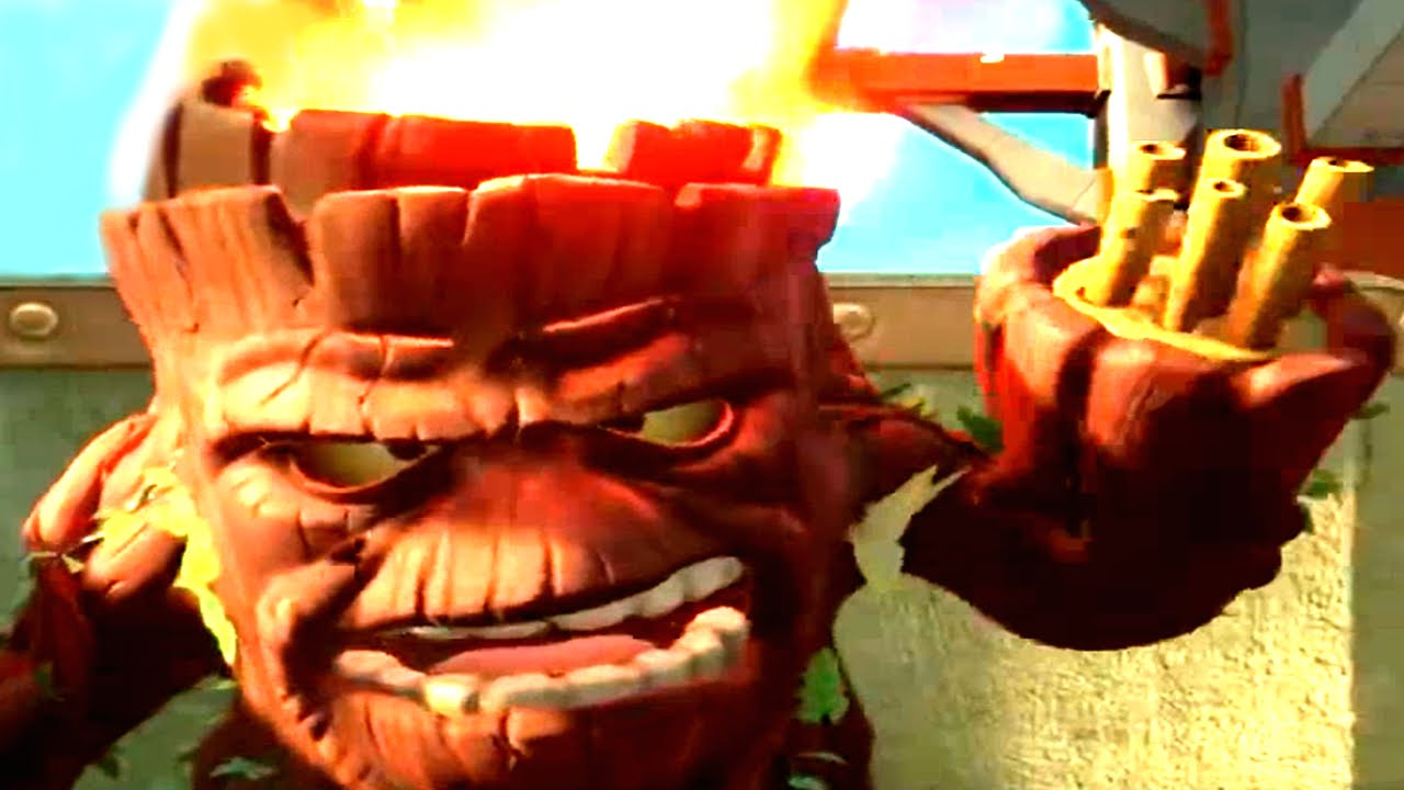 Plants Vs Zombies Garden Warfare 2 Giga Torchwood New Final Boss Xb1 Pc Ps4 Youtube