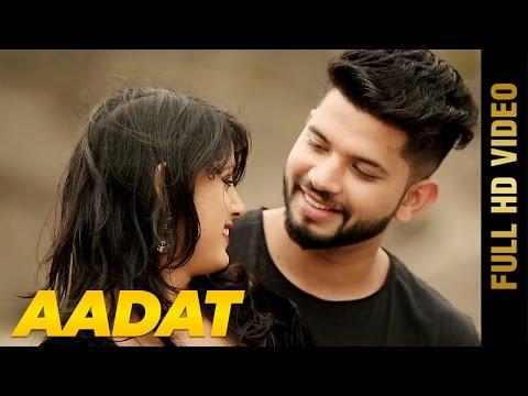 new-punjabi-song---aadat-(full-video)-||-manni-khaira-||-latest-punjabi-songs-2017