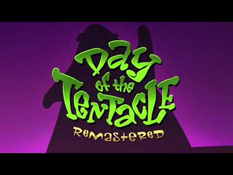 Day of the Tentacle Remastered OST - Intro