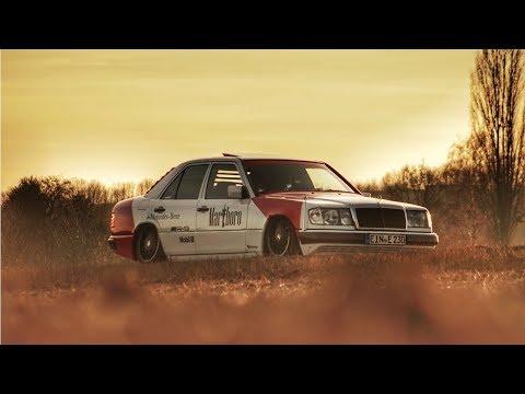 Mercedes Benz W124 - CarPorn - [CINEMATIC]