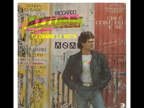 Riccardo Azzurri - Tu Dammi La Metà 1985