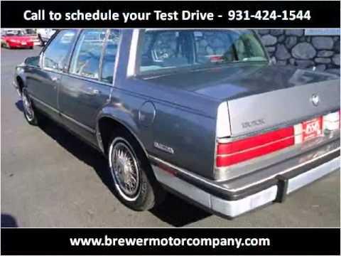 1990 buick electra used cars pulaski tn youtube for Bryan motors pulaski tn