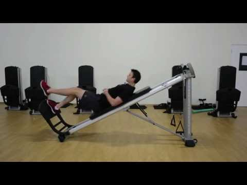 How to use the Total Gym Sport for Gravity Classes at Fresh Start