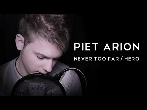 Piet Arion - Mariah Carey - Never Too Far/Hero - Medley