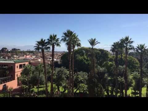 Sucess Story : La Mamounia à Marrakech